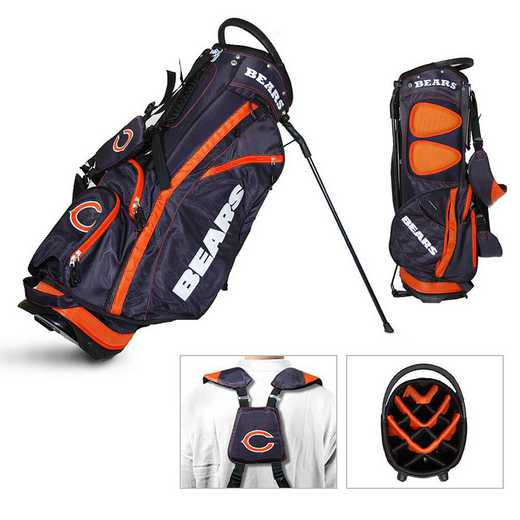 30528: Fairway Golf Stand Bag Chicago Bears